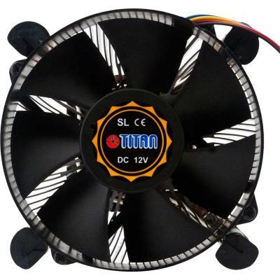 Кулер для процессора Titan DC-156V925X/RPW/CU25 Socket 1150/1155/1156 titan dc 156v925x rpw cu25