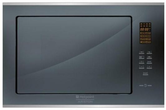СВЧ Ariston MWK 222.1 Q/HA 900 Вт чёрный зеркальный