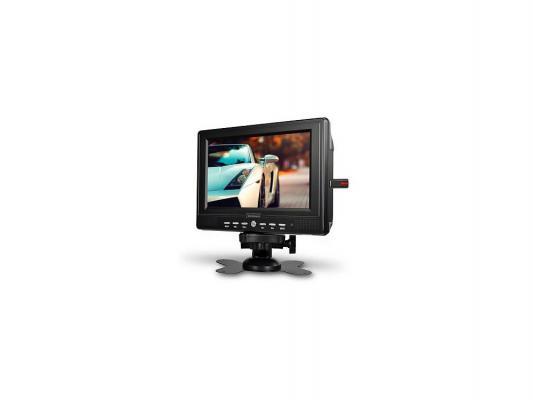 """Автомобильный телевизор Rolsen RCL-700Z 7"""" черный"""
