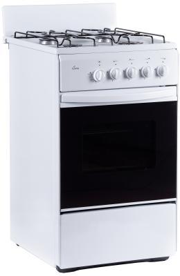 Газовая плита Flama RG 24011 W белый газовая плита flama rg 24011 w