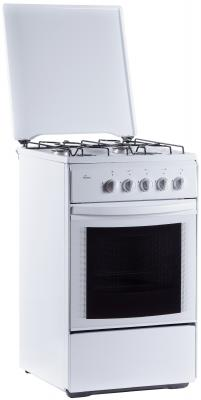 Газовая плита Flama RG 2401 W белый газовая плита flama rg 24022 w газовая духовка белый