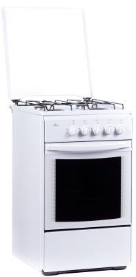 Газовая плита Flama RG 24022 W белый газовая плита flama ak 1416 w