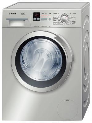 Стиральная машина Bosch WLG2416SOE серебристый стиральная машина bosch wan24140oe
