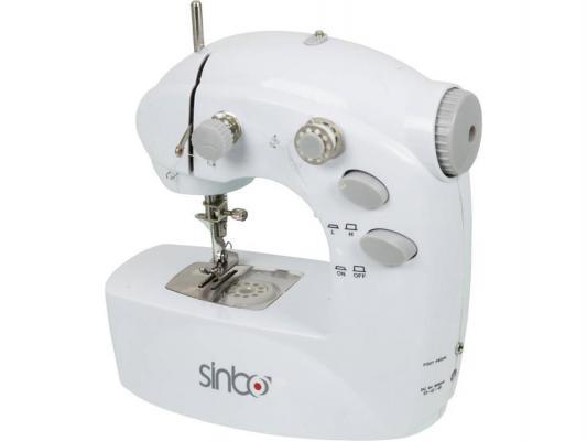 Швейная машина Sinbo SSW 101 белый