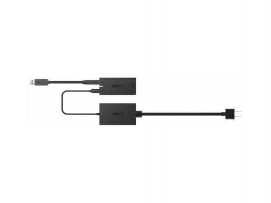 Адаптер Microsoft Kinect Adapter For Windows черный для PC 9J7-00006