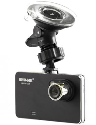 Видеорегистратор Sho-Me HD330-LCD 2.7 1920х1080 140° microSD видеорегистратор sho me combo slim signature