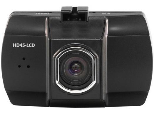 """Видеорегистратор Sho-Me HD45-LCD 1.5"""" 1920х1080 140° G-сенсор microSD sho me hd330 lcd black"""