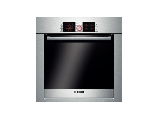 Электрический шкаф Bosch HBG43T350R серебристый электрический шкаф bosch hba23rn61 черный