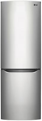 Холодильник LG GA-B409SMCA серебристый lg ga b409 smca