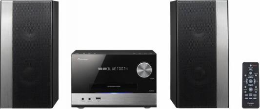 Микросистема Pioneer X-PM12 2x38Вт черный аудио микросистема pioneer x cm56 gr зеленый x cm56 gr