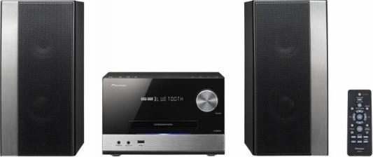 Микросистема Pioneer X-PM12 2x38Вт черный цена и фото