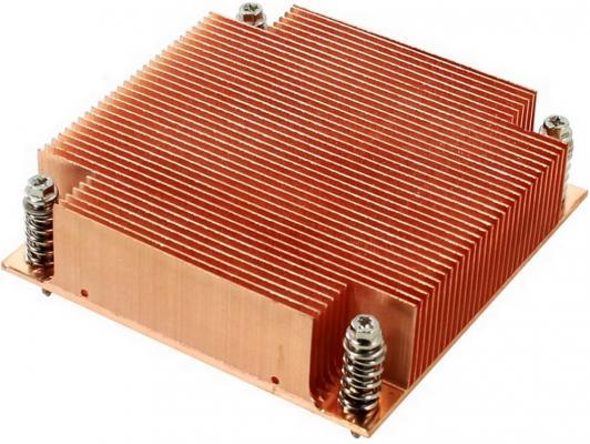 Радиатор Procase CP1156 1U под Socket1156