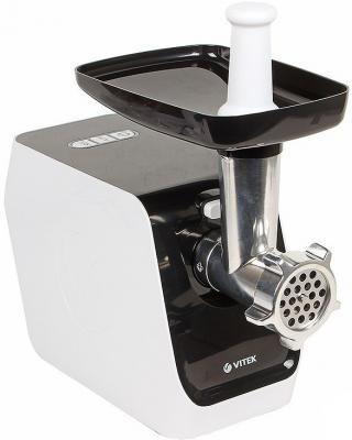 Электромясорубка Vitek VT-3605W 300 Вт белый чёрный