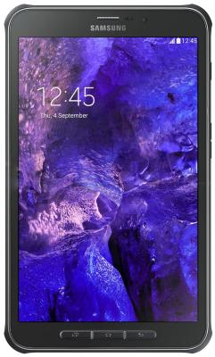 Планшет Samsung Galaxy Tab Active 8.0 8 16Gb Зеленый Wi-Fi Bluetooth NFC SM-T360NNGASER samsung galaxy tab a sm t350 16gb wi fi white