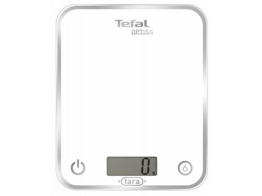 Весы кухонные Tefal BC 5000V1 белый tefal bc 5060