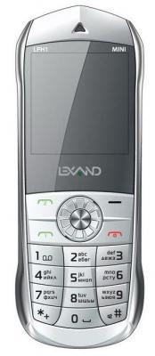 """Мобильный телефон LEXAND LPH1 mini белый 1.44"""""""