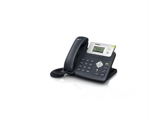 "Телефон IP Yealink SIP-T41P 6 SIP-аккаунтов 2x10/100Mbps 2.7"" LCD PoE BLF BLA"