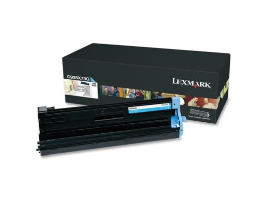 Фото - Фотобарабан Lexmark C925X73G для C925/X925 голубой 30000стр фотобарабан lexmark c925x74g пурпурный