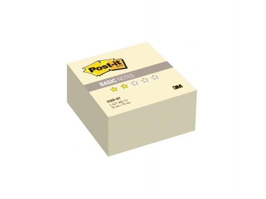 Блокнот 3M 636R-BY 76х76 мм 400 листов 7100041089