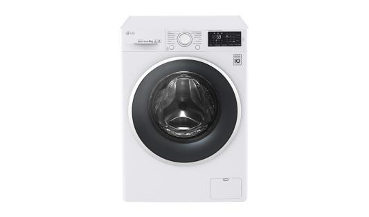 Стиральная машина LG F14U2TDN0 белый стиральная машина siemens wm 10 n 040 oe