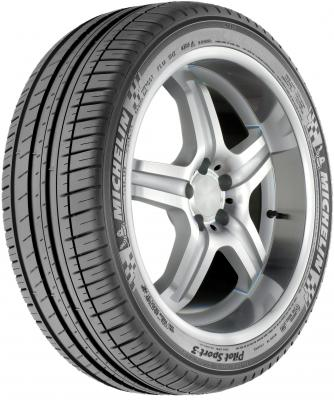 Шина Michelin Pilot Sport PS3 255/40 R19 100Y шина michelin pilot sport ps3 tl zp 255 35 zr18 94y xl