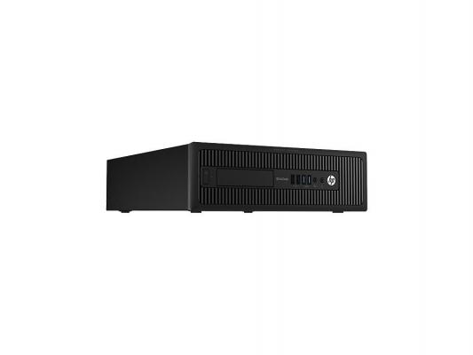 Системный блок HP EliteDesk 800 G1 SFF i5-4590 3.3GHz 4Gb 500Gb HD 4600 DVD-RW Win7Pro Win8Pro клавиатура мышь черный J0F02EA