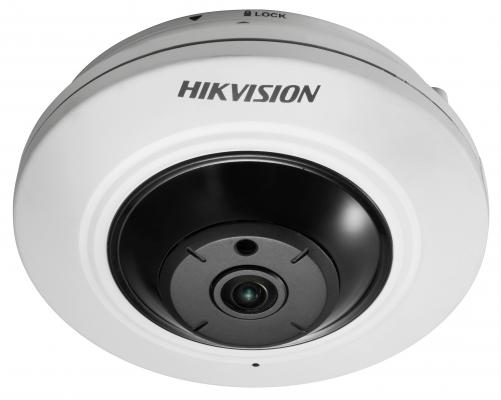 "Видеокамера IP Hikvision DS-2CD2942F 1.6мм 1/3"" 2560x1440 H.264 MJPEG Day-Night PoE"