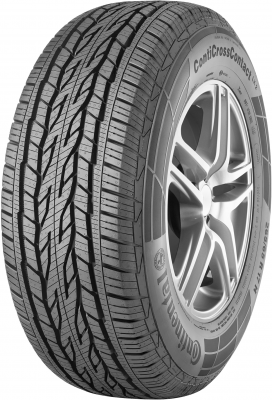 Шина Continental ContiCrossContact LX2 215/60 R17 96H зимняя шина continental contivikingcontact 6 225 55 r17 101t