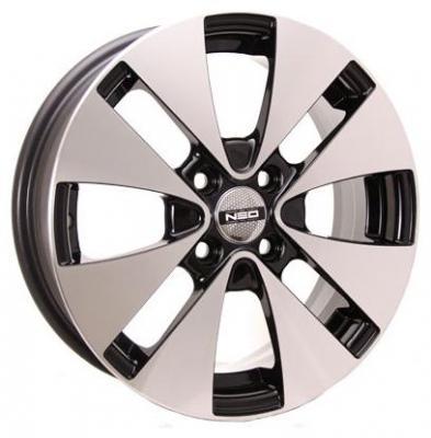 Диск Tech Line Neo 531 6x15 4x100 ET48 BD колесные диски tech line 531 6x15 4x100 d54 1 et48 s