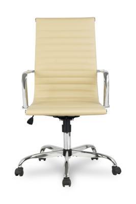 Кресло руководителя College H-966L-1 кожа бежевый