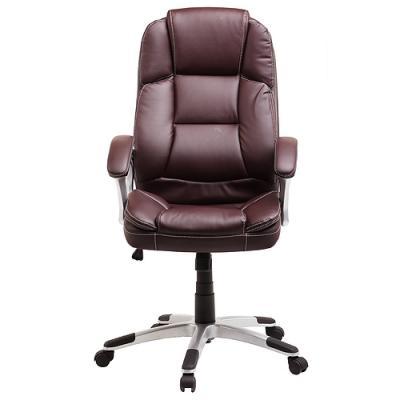 Кресло руководителя College BX-3233/3323 экокожа коричневый кресло руководителя college bx 3323 black