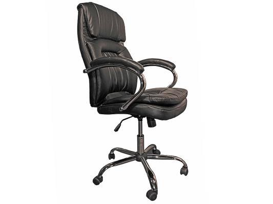 Кресло руководителя College BX-3001-1 экокожа черный