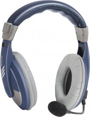 Гарнитура Defender Gryphon HN-750 синий 63748
