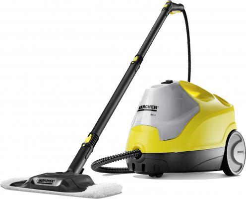 Пароочиститель Karcher SC 4 EU 2000Вт 3.5бар желтый 1.512-405.0 karcher sc 2 eu 1 512 000
