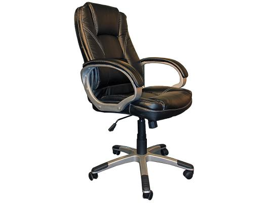 Кресло руководителя College BX-3177 экокожа черный  - купить со скидкой