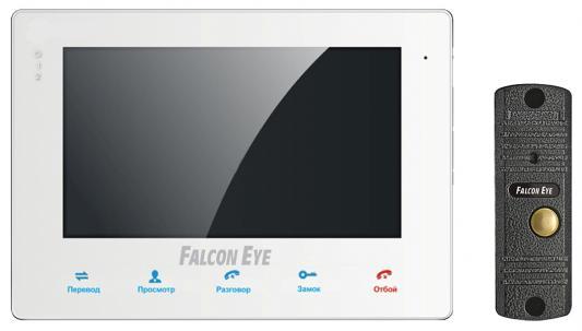 """Комплект видеодомофона Falcon Eye FE-KIT Квартира монитор 7"""" + панель цена"""