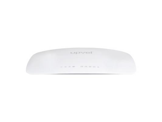Маршрутизатор Upvel UR-321BN 4xLAN 10/100 Мбит/с Wi-Fi 802.11n 300 Мбит/с адаптер upvel ua 222nu wi fi usb адаптер стандарта 802 11n 300 мбит с