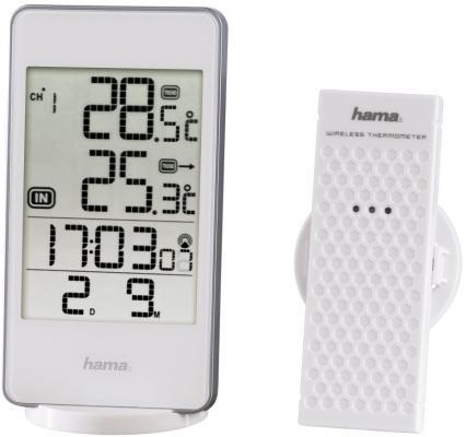 Купить Метеостанция Hama 123123 EWS-840 белый