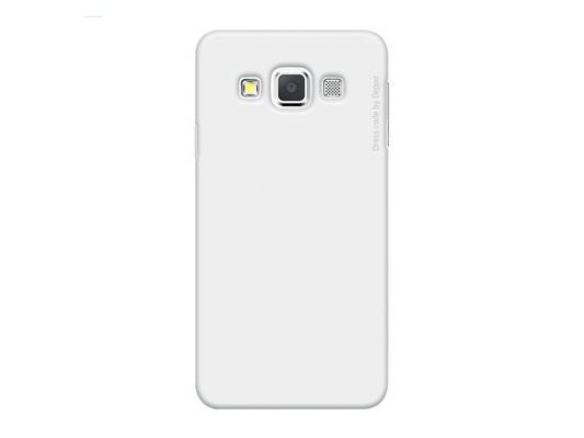 Чехол Deppa Air Case для Samsung Galaxy A3 белый 83156 стоимость