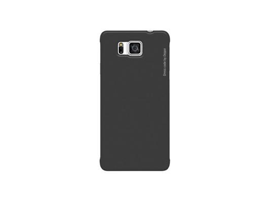 все цены на  Чехол Deppa Air Case  для Samsung Galaxy Alpha черный 83151  онлайн
