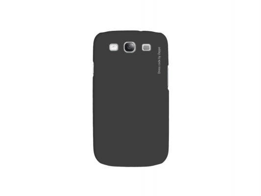 Чехол Deppa Air Case  для Samsung Galaxy SIII черный 83022