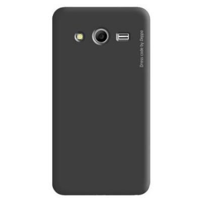 Чехол Deppa Air Case  для Samsung Galaxy Core II черный 83083 чехол для samsung s8530 wave ii palmexx кожаный в петербурге