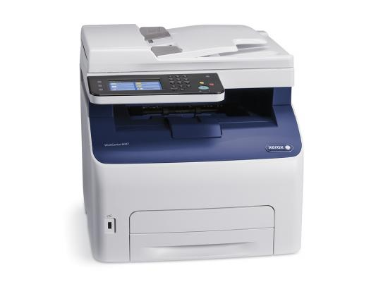 МФУ Xerox WorkCentre 6027V/NI цветное A4 18ppm 2400x1200dpi Wi-Fi Ethernet USB