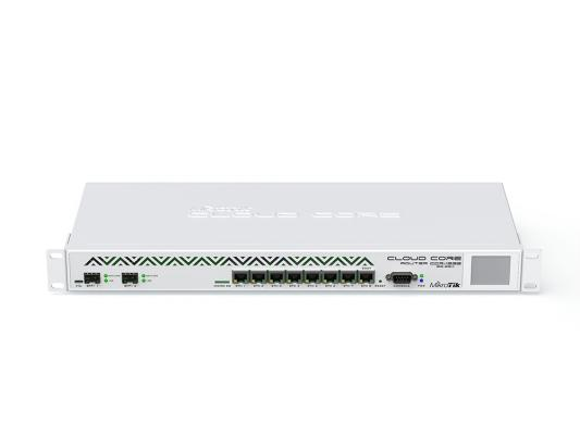 Маршрутизатор Mikrotik CCR1036-8G-2S+EM 8x10/100/1000Mbps 2xSFP+ 1xmicroUSB Rack Mount
