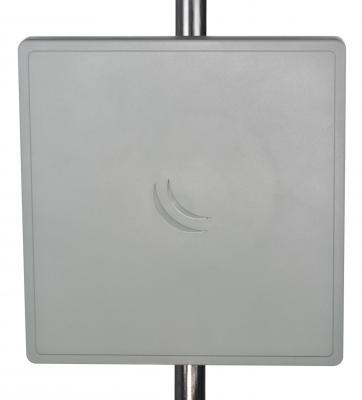 Купить Точка доступа MikroTik QRT 2 802.11bgn 2.4 ГГц 1xLAN белый