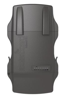 Маршрутизатор MikroTik NetMetal 5 802.11aс 5 ГГц 1xLAN USB серый