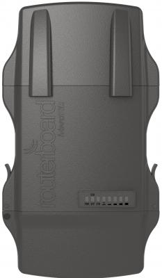 Маршрутизатор MikroTik NetMetal 5 (RB922UAGS-5HPacD-NM) 802.11aс 900Mbps 5 ГГц 1xLAN USB серый