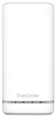 Сетевой накопитель D-LINK DNS-327L/A1B