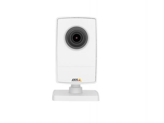 "Видеокамера IP AXIS M1025 3.6мм 1/2.7"" 1920х1080 H.264 M-JPEG Mpeg-4 PoE 0555-002"