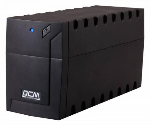 ИБП Powercom RPT-600AP SE2 600VA/360W IEC USB